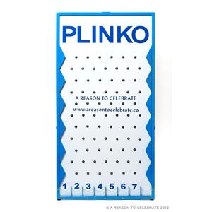 A reason to celebrate plinko for Plinko board dimensions