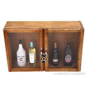 Merveilleux Liquor Cabinet